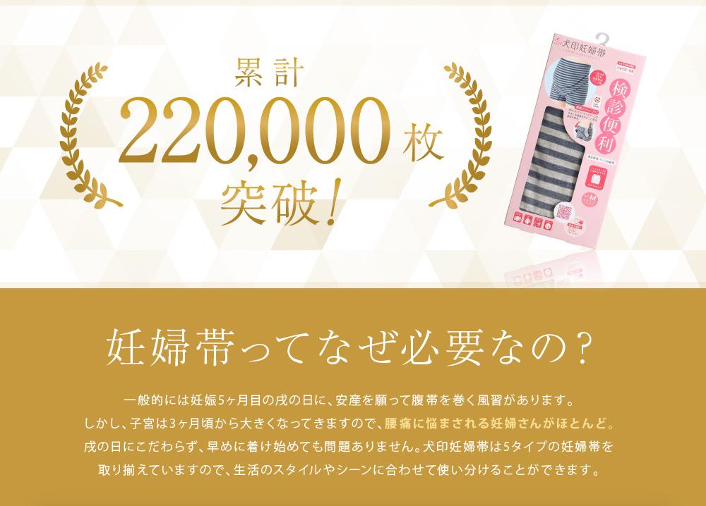 累計22万枚突破 検診 便利 パンツ 妊婦帯 ブラック/ネイビー M/Lサイズ