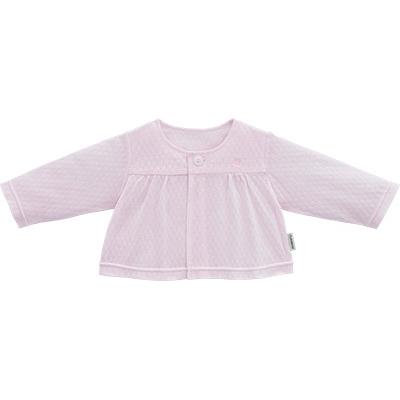 ◎B252009 INUJIRUSHI Baby 羽織りもの カーディガン 天竺ジャカード