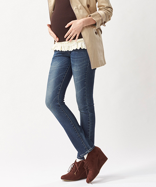 ◎200-0302 inujirushi jeans フロントクロスパンツ