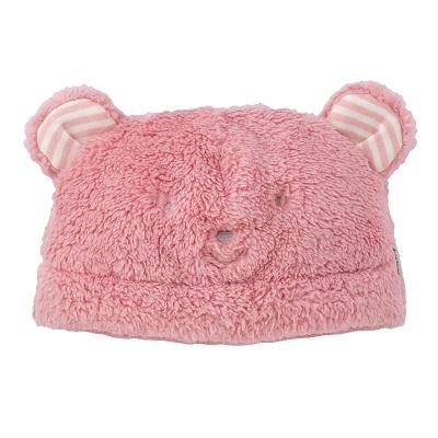 ◎B375000 INUJIRUSHI Baby 帽子 ボアフリース